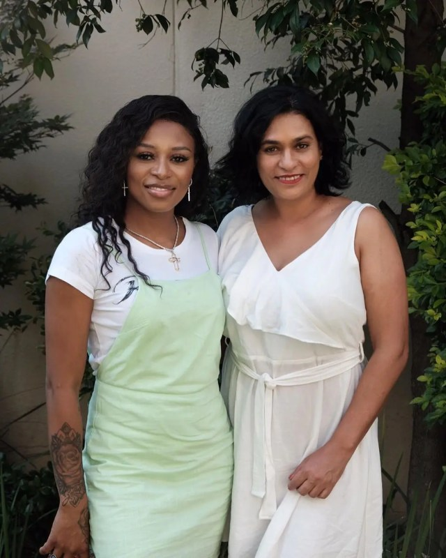 Lynn Forbes AND dj zINHLE