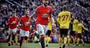 Manchester United 3 - 0 Watford