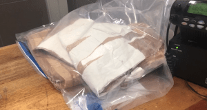 Police at OR Tambo airport have confiscated what they believe to be 21kg of cocaine