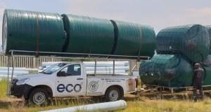 QwaQwa water tanks