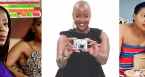 Rami Chuene (The Queen ), Rosie Motene (Generations) and Florence Masebe (Muvhango)