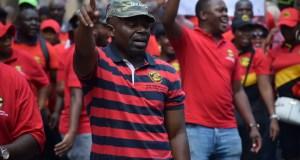 Tshwane municipal workers