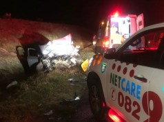 Vanderbijlpark crash