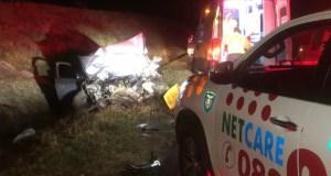Vanderbijlpark crash