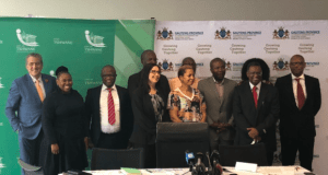 10 administrators that will run the affairs of the Tshwane city council