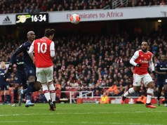 Arsenal 1 - 0 West Ham