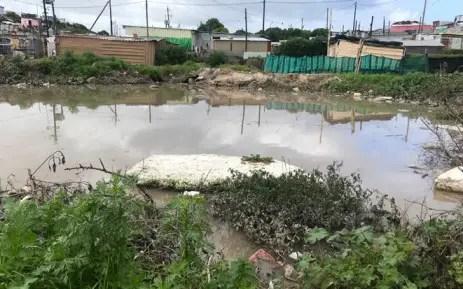 Endolovini informal settlement