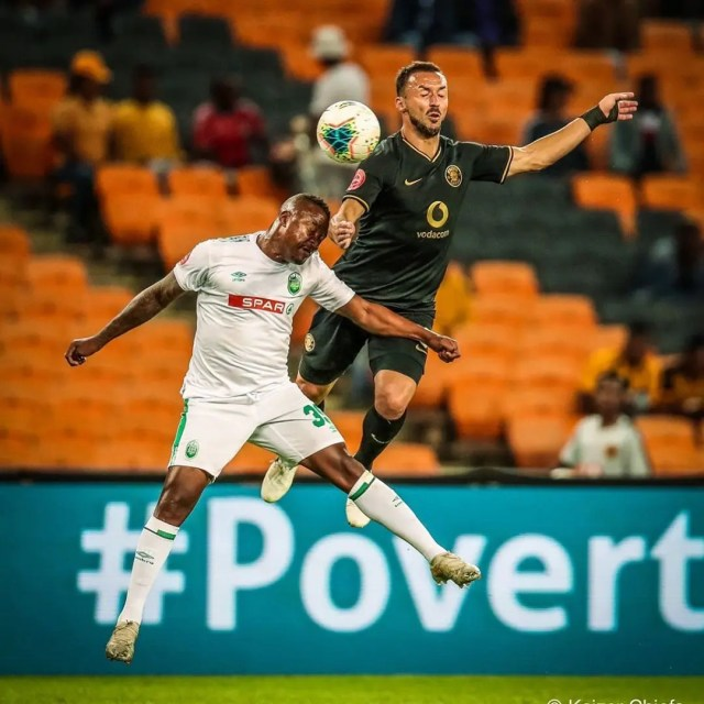 Kaizer Chiefs 0 - 1 AmaZulu