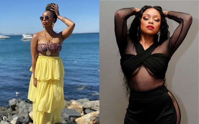 Minnie Dlamini vs Bonang Matheba