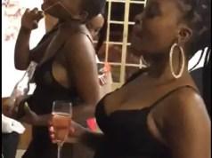 Mzansi Lockdown Lingerie Party