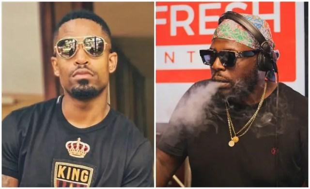 Prince Kaybee and DJ Maphorisa