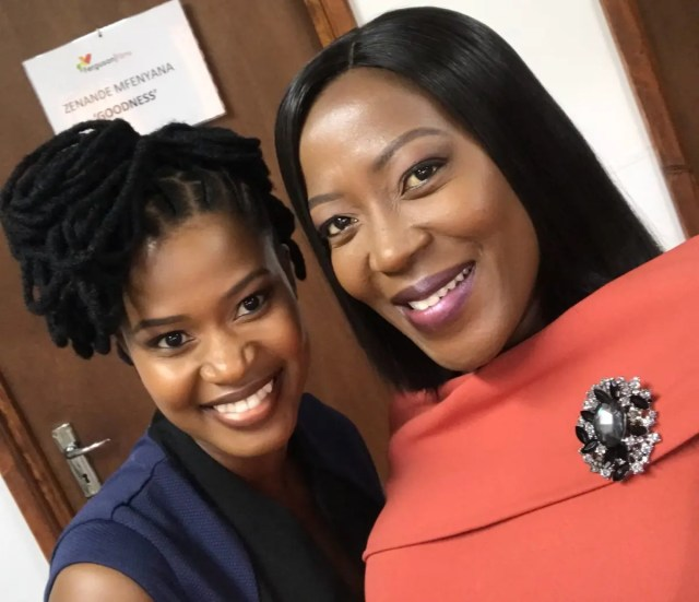 Rami Chuene and Zenande Mfenyana