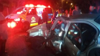 Photo of Driver injured in Randburg crash
