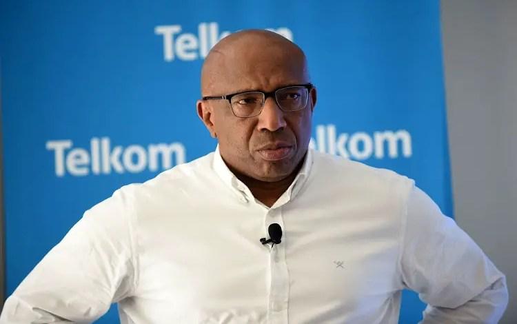 CEO Sipho Maseko