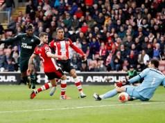 Southampton 0-1 Newcastle