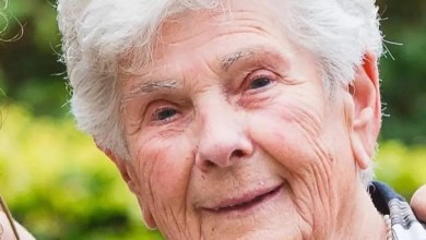 Photo of 90-year-old woman dies from Coronavirus after refusing ventilator to save it for sick younger people