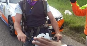 cyclist arrested