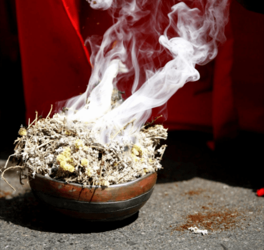 traditional healers