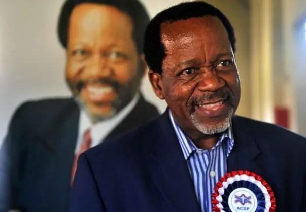 Kenneth Meshoe