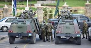 Lesotho Defense Force