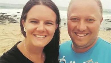 Meagan and Christiaan van Dyk
