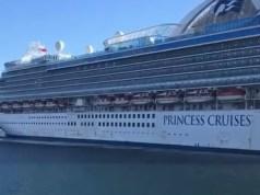 Ruby Princess cruise