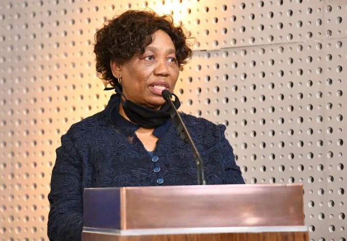 Angie Motshekga