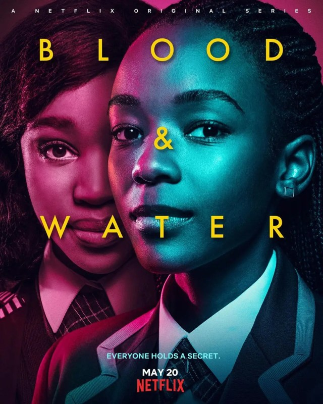 Blood and Water trailer