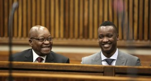 Duduzane Zuma And Jacob