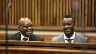 Duduzane Zuma And Jacob