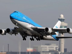 Dutch international airline carrier KLM