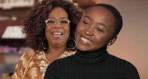 Oprah and Thando