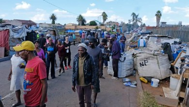 south africans seeking social relief grant