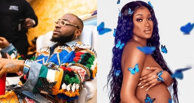 Davido Reportedly Welcomes A Baby Boy With Larissa
