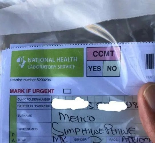 Dumped Covid-19 test kits found in the Eastern Cape