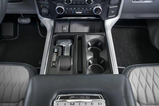 Ford interior 2