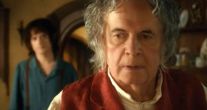 Ian Holm as Bilbo