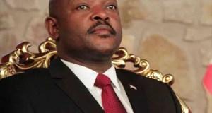 President of Burundi dies at 55