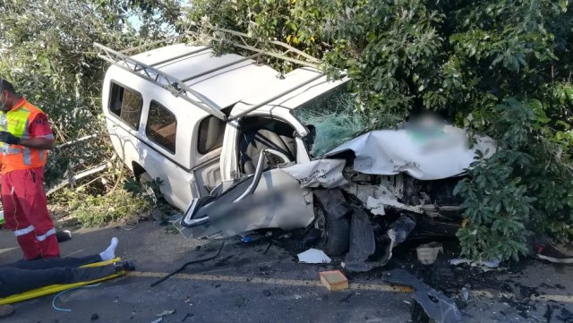One dead one critical in North Coast head on collision