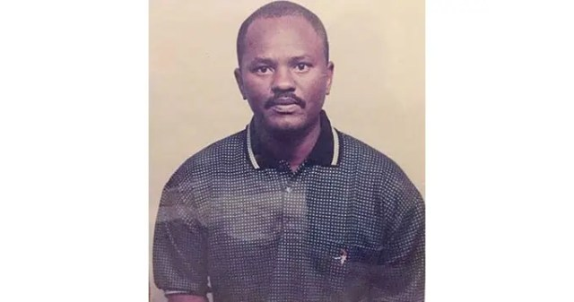 Security boss Sipho Masuku