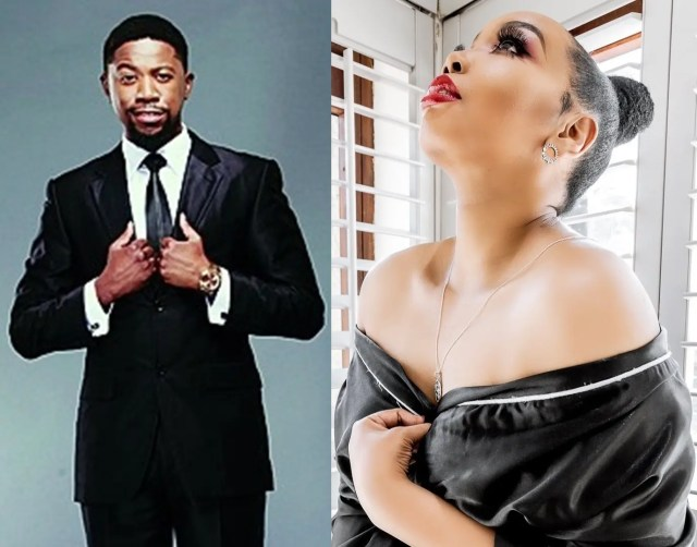 Atandwa Kani and Thembisa Mdoda
