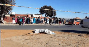 Body of unknown dead woman found in Soweto