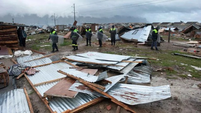 City of Cape Town evictions