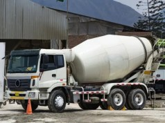 Concrete Mixer Truck Driver