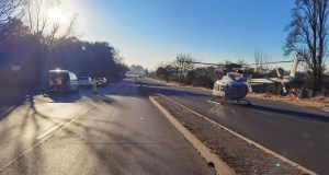 East Rand crash