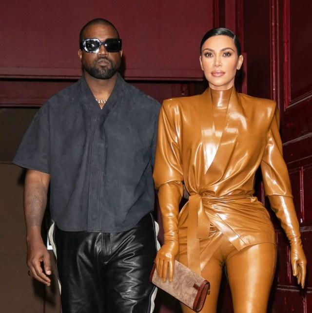 Kim Kardashian in tears