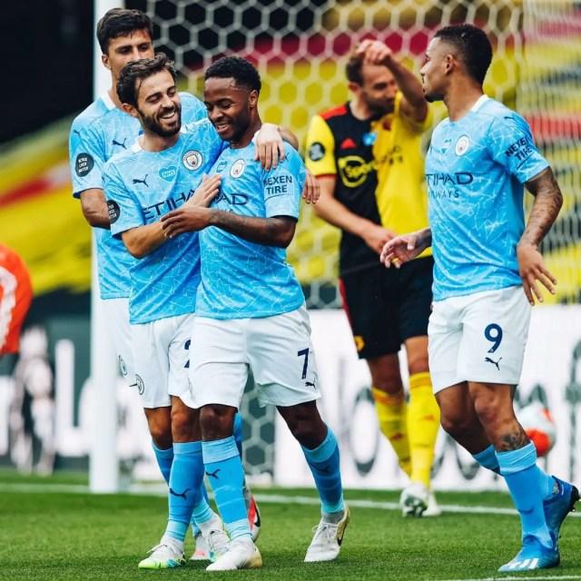 Man City vs Watford