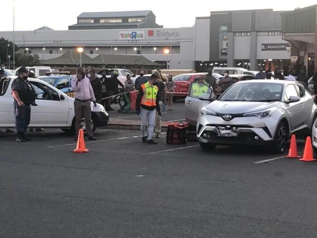 Man shot dead at Lakeside Mall parking lot