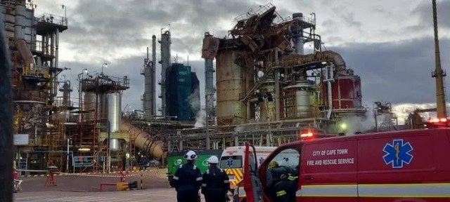 Milnerton Refinery