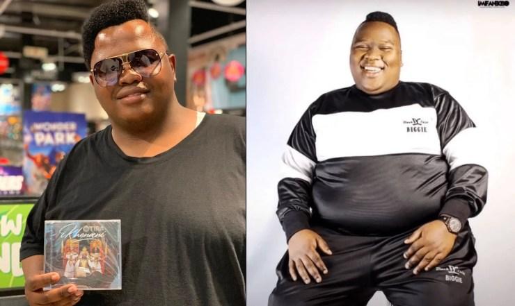 Njabulo Biggie Zondi and Dladla Mshunqisi
